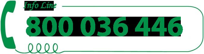 info line verde